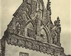 Kovno. Gothic façade. - Nicholas Roerich