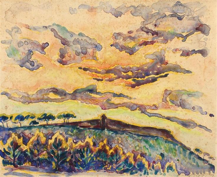 Sunflower Field - Nicolae Darascu