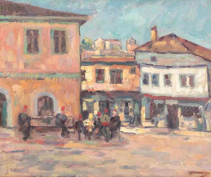 Turks in Tulcea - Nicolae Darascu