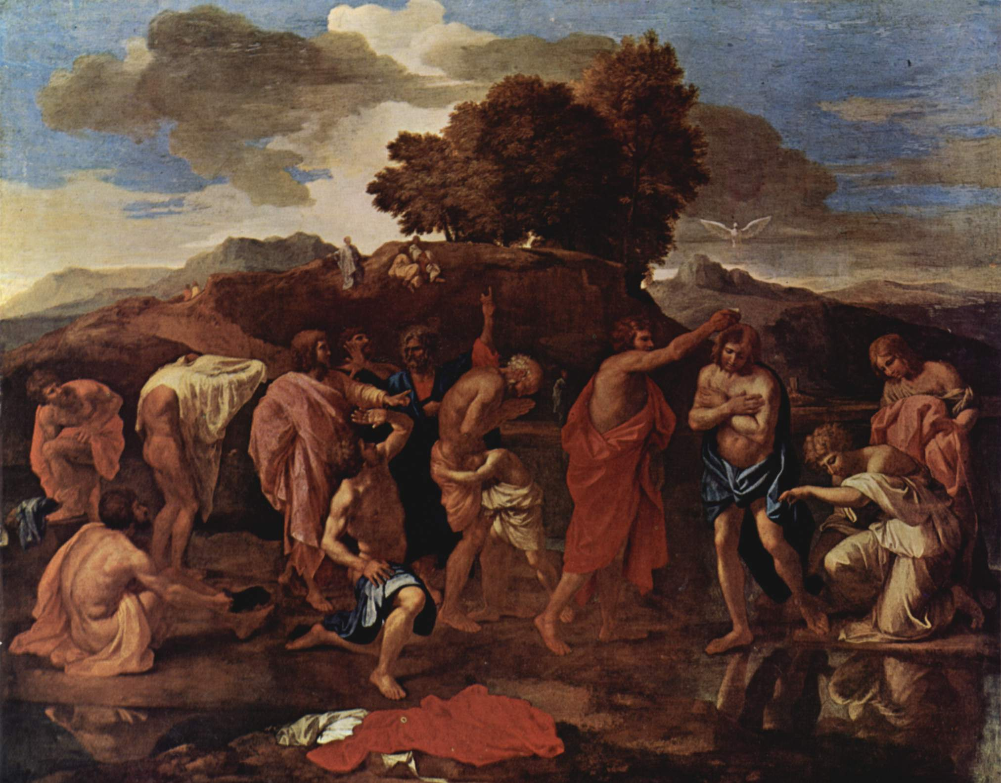 a biography of nicolas poussin the painter philosopher 1594 – nicolas poussin, born on the 15th of june in les andelys, haute normandie, france he was a french painter in the french baroque style.