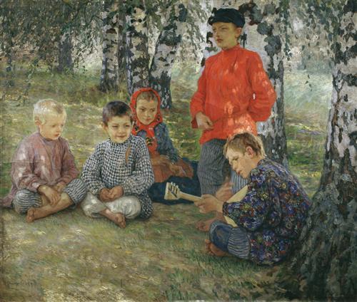 Virtuozo - Nikolay Bogdanov-Belsky