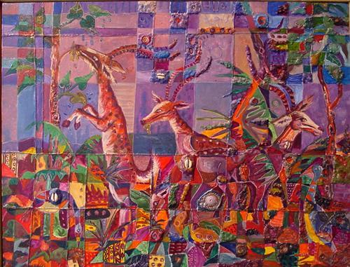 Le Paradis des Antilopes - Nzante Spee