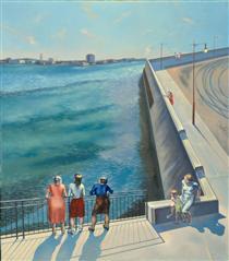 The River - O. Louis Guglielmi