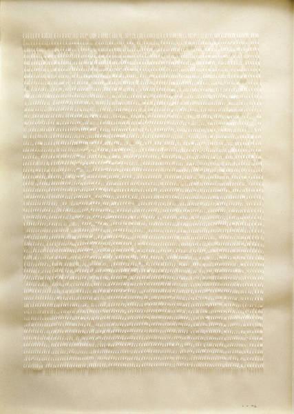 2 III 82/2 (Reißrelief), 1982 - Oskar Holweck