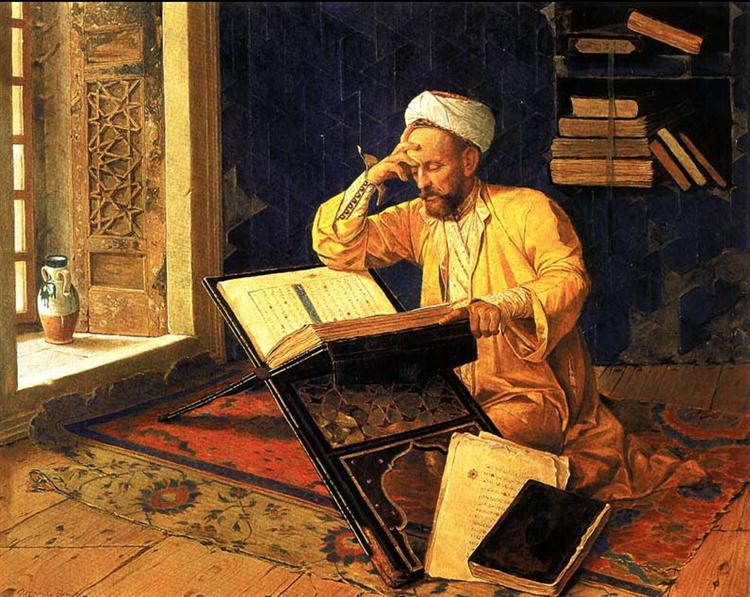 Theologist, 1907 - Osman Hamdi