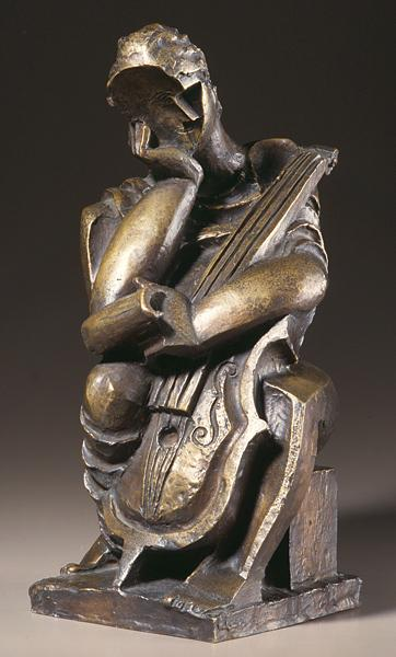 The Composer, 1935 - Ossip Zadkine
