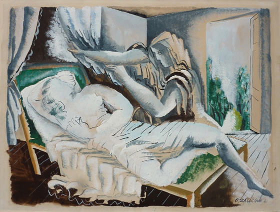 Twowomen, 1941 - Ossip Zadkine