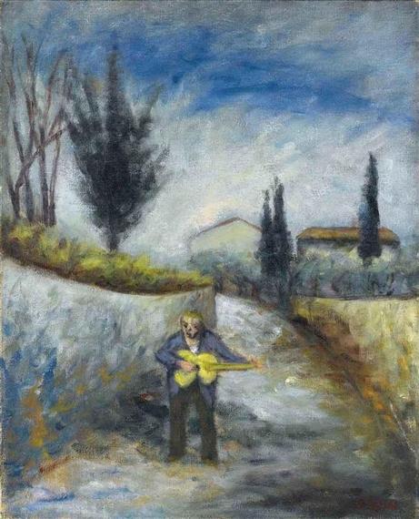 Cantastorie, 1946 - Ottone Rosai