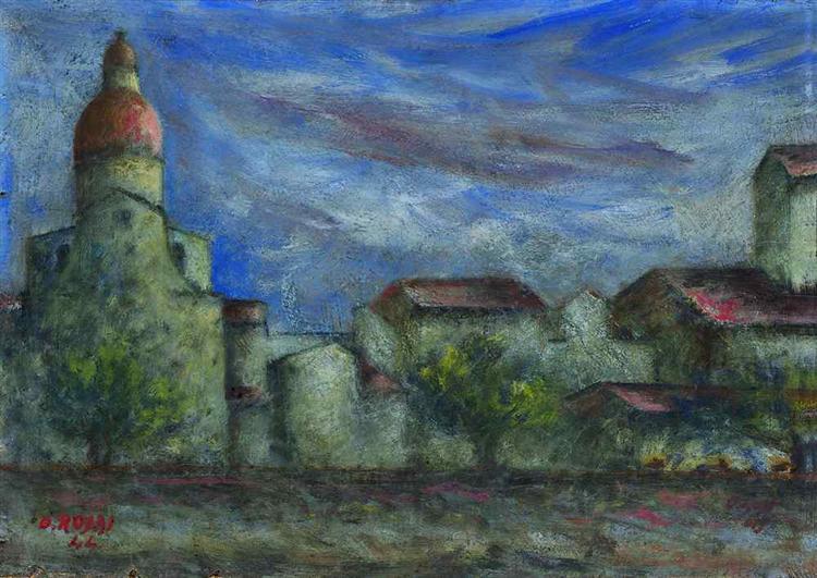 Chiesa del Cestello, 1944 - Ottone Rosai