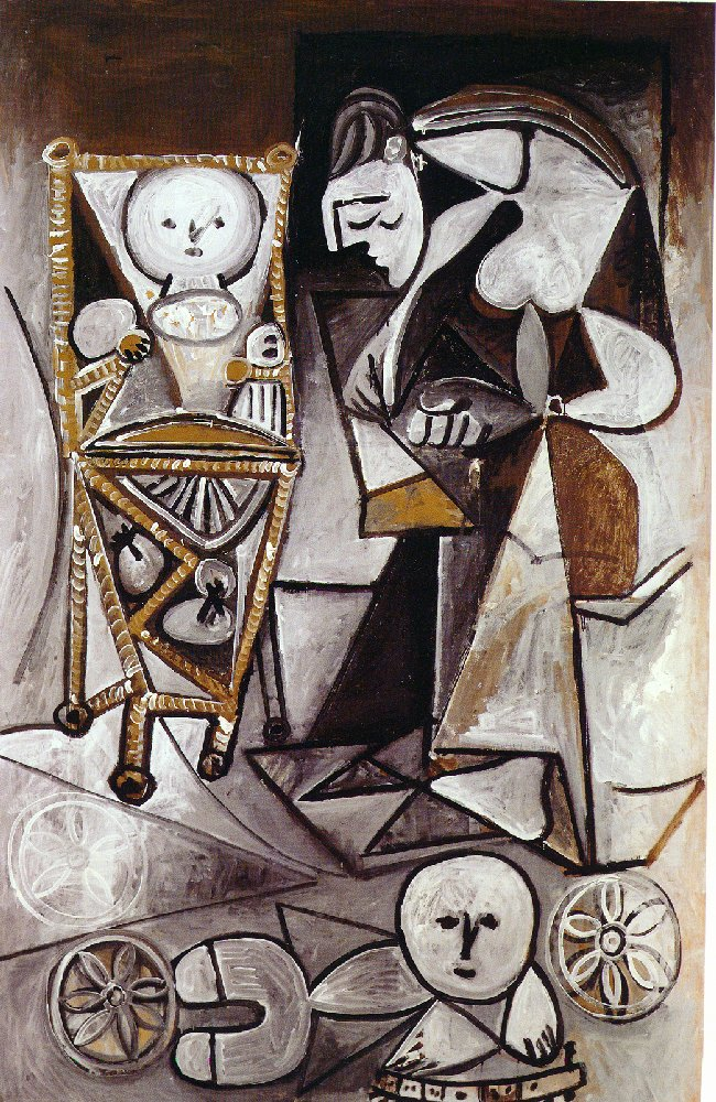 Image result for Picasso etching children