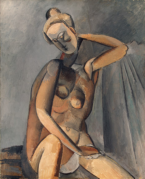 Picasso nude