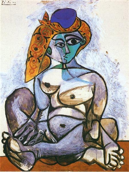 Turkish Nude Woman 45