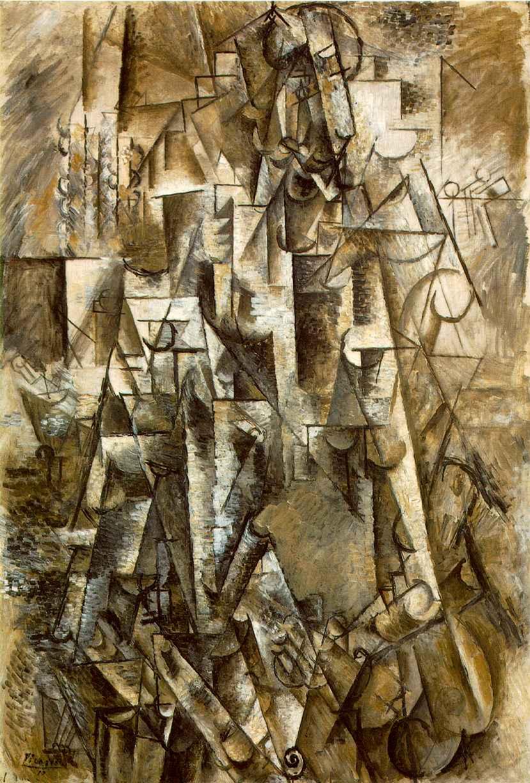 cubism channel pablo picasso
