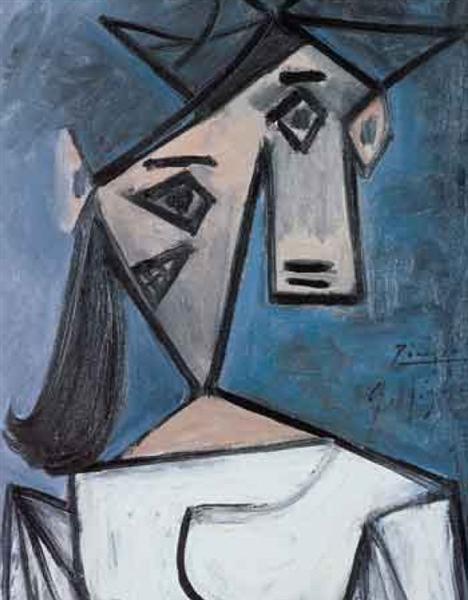Women pablo picasso Woman (Femme)