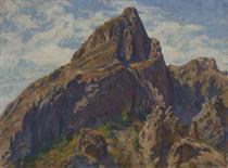 Mountains. Dzoraget - Panos Terlemezian