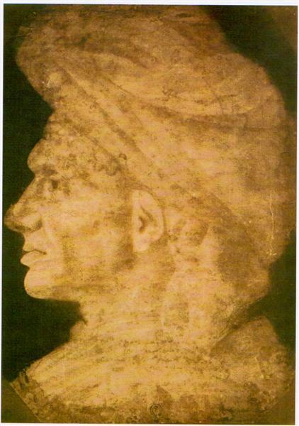 Портрет мужчины, c.1450 - Паоло Уччелло
