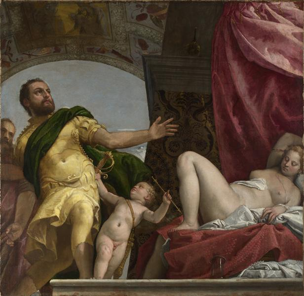 Respect, c.1575 - Paolo Veronese