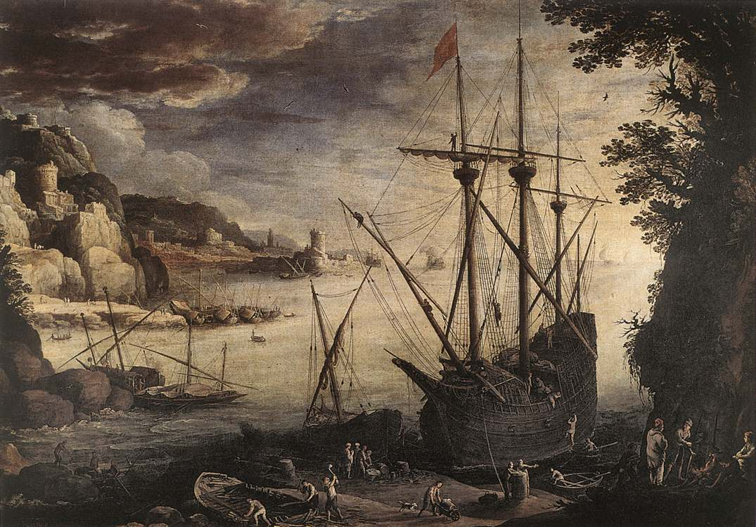 The Port, 1611