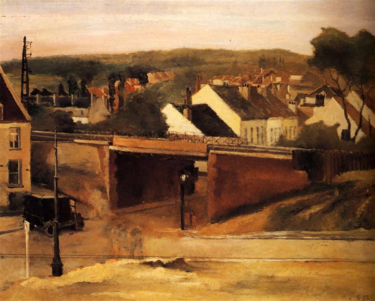 For Auderghem, 1923 - Paul Delvaux
