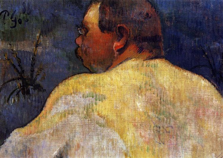 Captain Jacob, 1888 - Paul Gauguin
