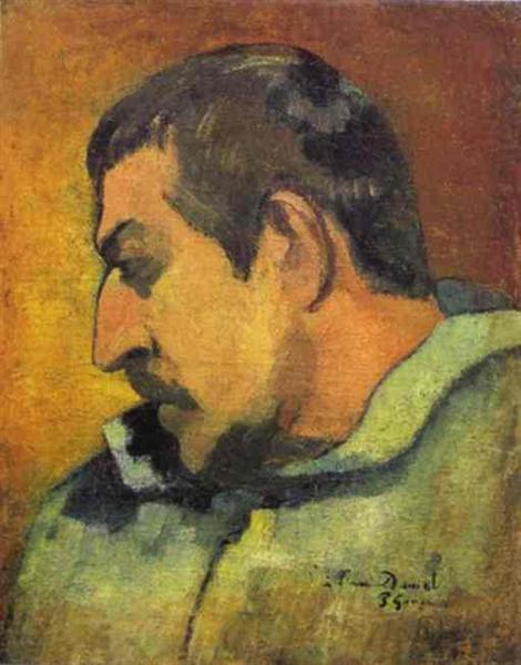 Self Portrait, 1896 - Paul Gauguin