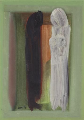 The Bride, 1969 - Paul Guiragossian