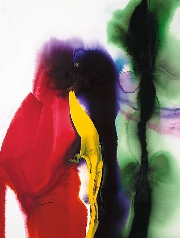 Phenomena Wind Arch, 2009 - Paul Jenkins