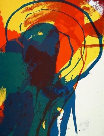 Untitled - Paul Jenkins