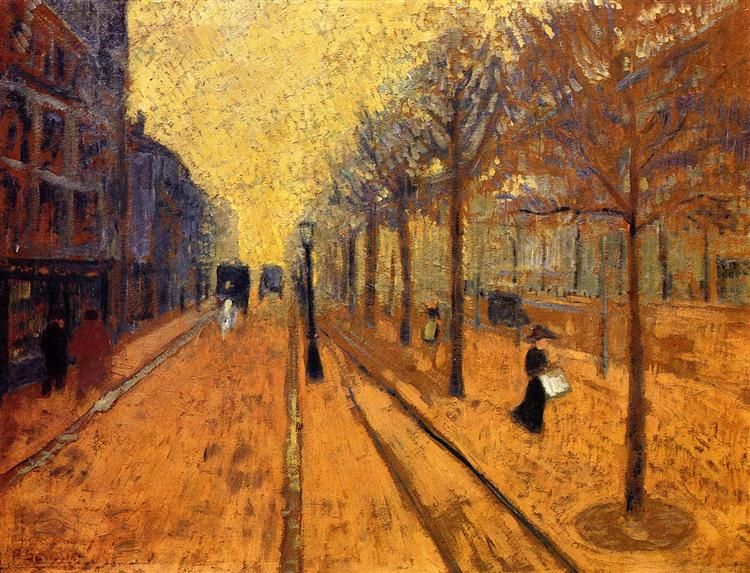 Avenue de Neuilly - Paul Serusier