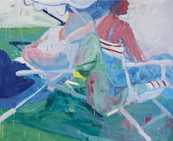 Repose, 1954 - Paul Wonner