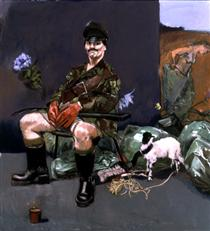 The Interrogator's Garden - Paula Rego