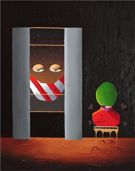 The Ghost Of Mariusz, 2012 - 2012 - Paulo Tercio