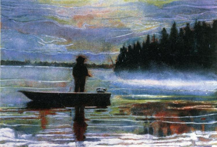 Lunker, 1995 - Питер Дойг