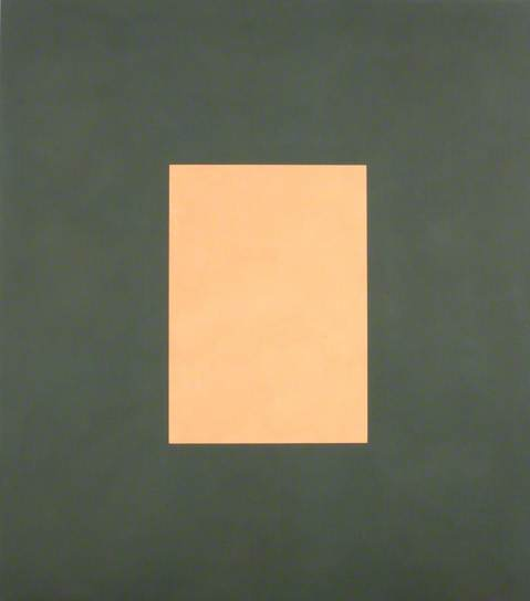 Light Orange with Light Green, August 1989, 1989 - Peter Joseph