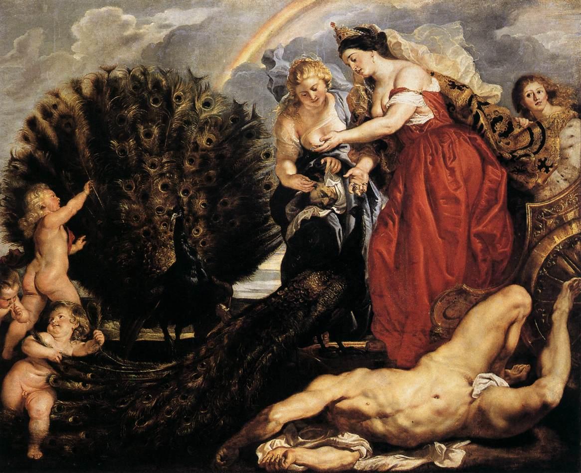 Juno and Argus - Peter Paul