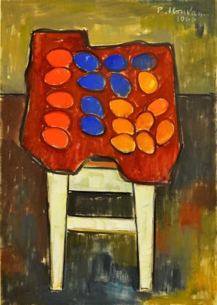 Red Eggs - Petre Abrudan