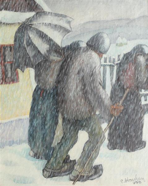 Tough Winter, 1938 - Petre Abrudan