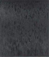 Black Painting VI - Phil Sims