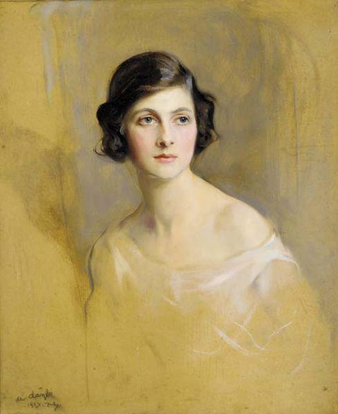 Portrait of Lady Rachel Cavendish - Philip de Laszlo