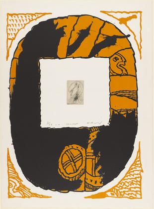 Darmstadt, 1974 - Pierre Alechinsky