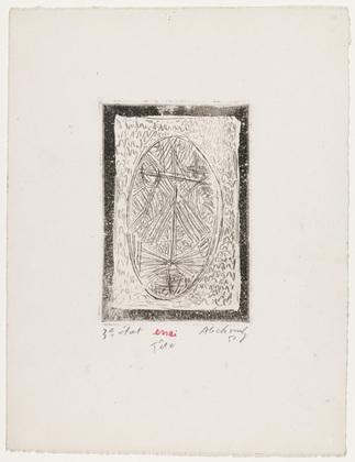 Head (Tête), 1951