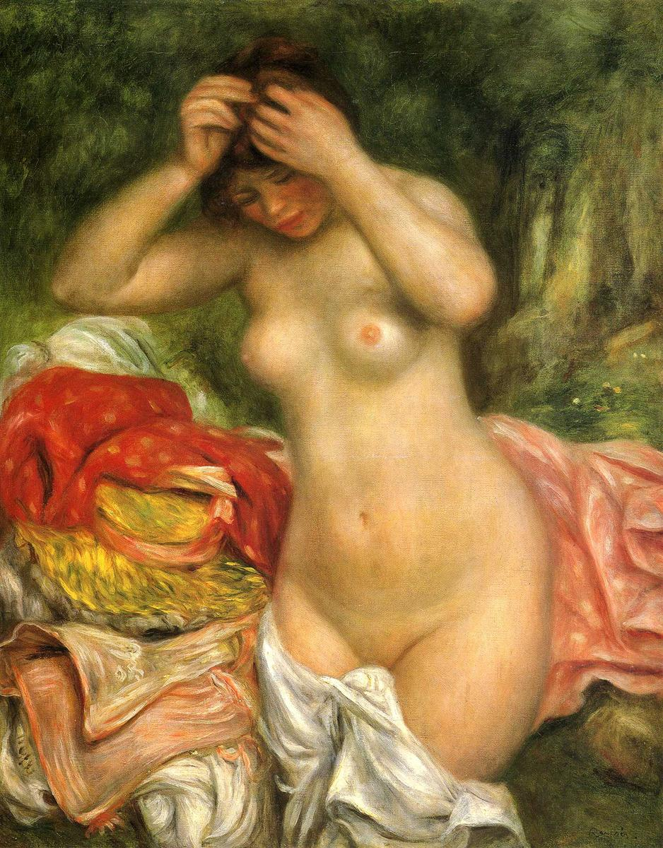 http://uploads2.wikipaintings.org/images/pierre-auguste-renoir/bather-arranging-her-hair-1893.jpg!HD.jpg