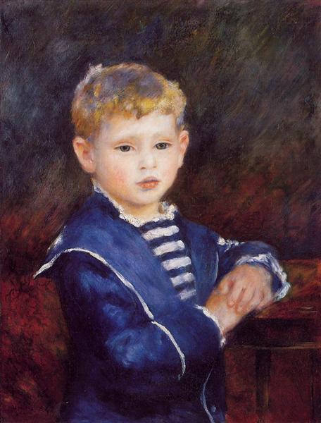 Paul Haviland, 1884 - Pierre-Auguste Renoir