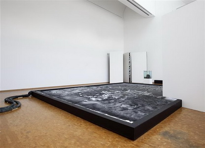 L'Expédition scintillante, Act III (Black Ice Stage), 2002 - Pierre Huyghe