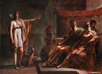 Phaedra and Hippolytus - Pierre Narcisse Guérin