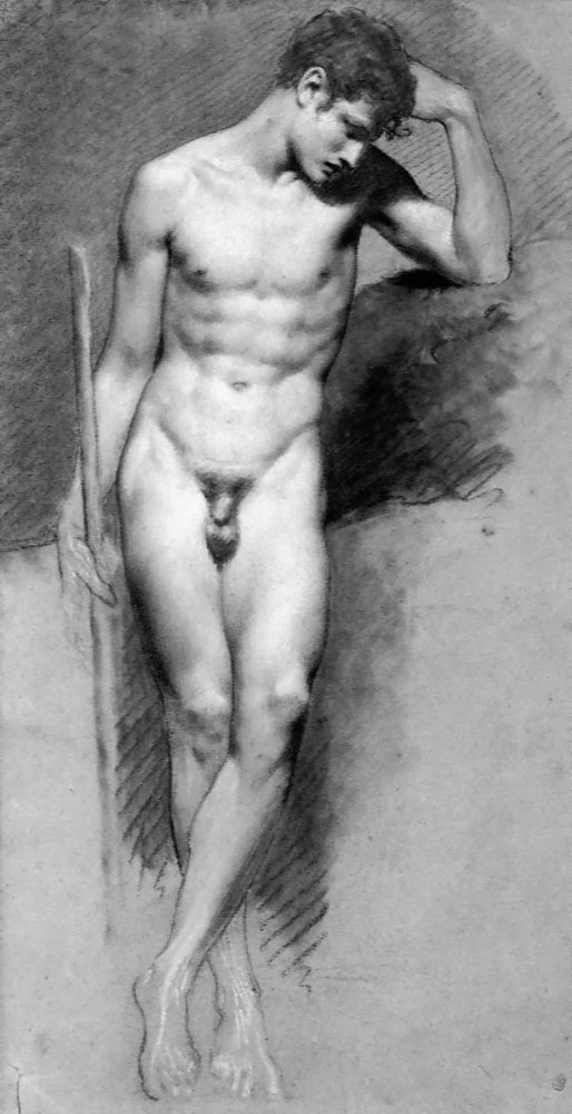 academic male nude 2 Being Intimate Is Actually Quite Significant to Boys