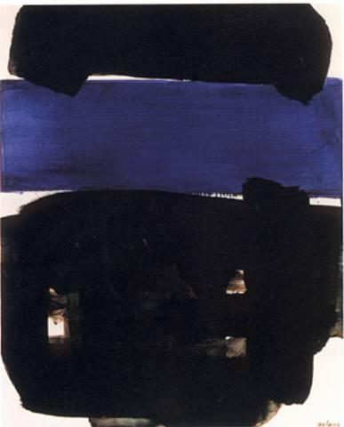 Peinture 23 Mai 1969, 1969 - Pierre Soulages