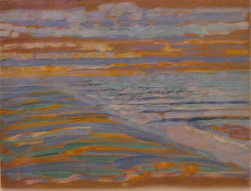 Slike poznatih umjetnika koje su vama lijepe - Page 2 View-from-the-dunes-with-beach-and-piers-1909.jpg!Blog