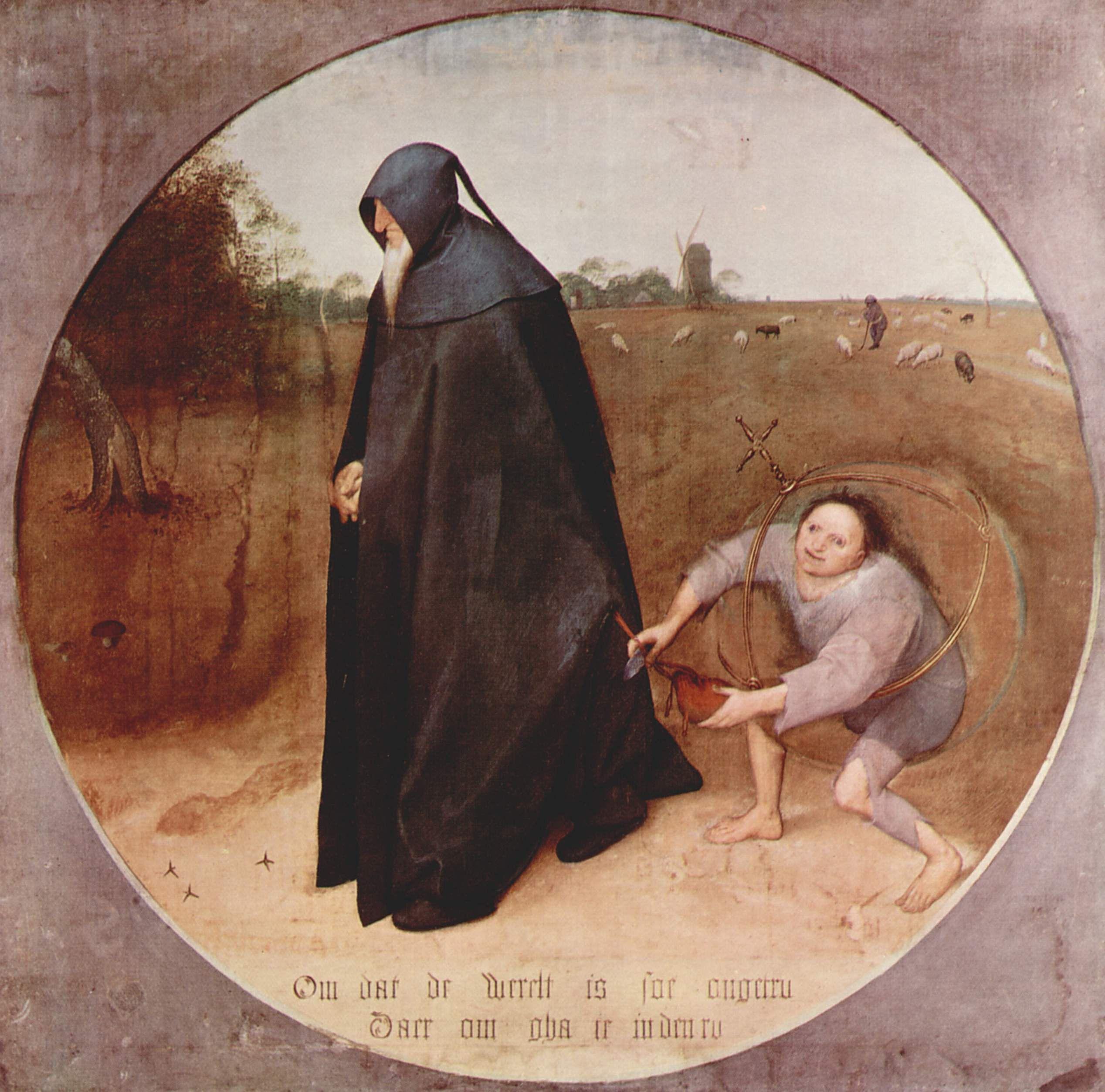 Misanthrope, 1568