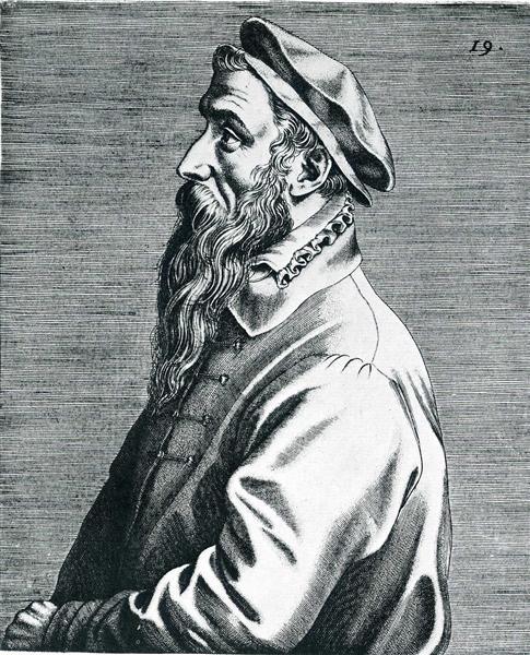 Pieter Bruegel the Elder - Pieter Bruegel the Elder